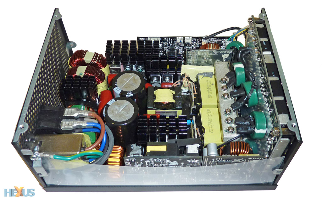 Review: Corsair AX1200i Digital ATX Power Supply - PSU - HEXUS.net ...