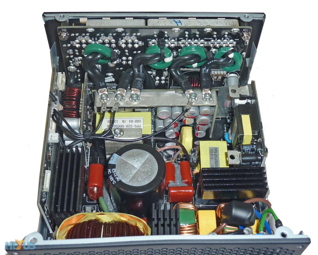 Review: Corsair AX860i Digital ATX Power Supply - PSU - HEXUS.net
