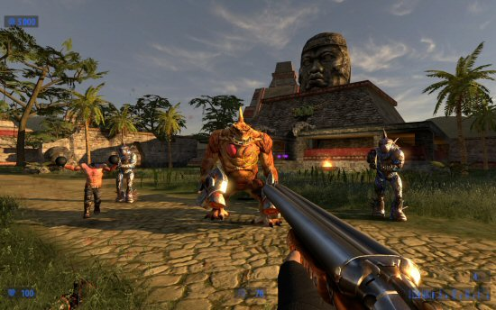 Serious Sam HD:The Second Encounter - PC
