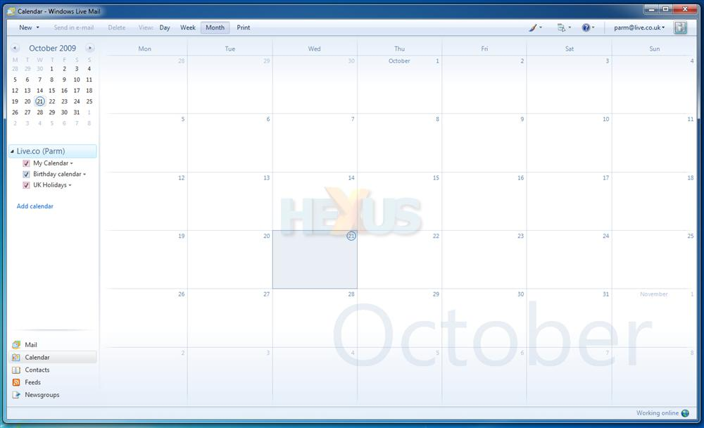 Calendar Apps For Windows : Review windows part applications and live