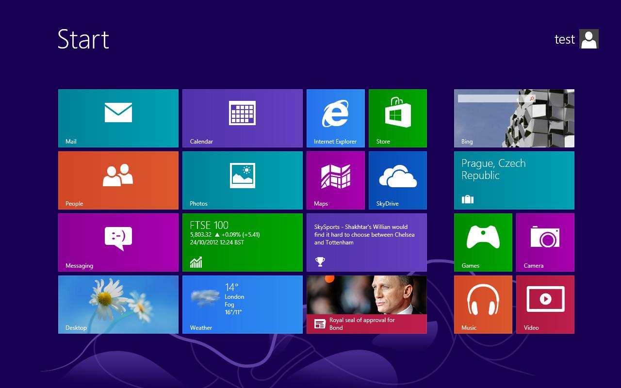 Review Windows 8 Part Two Modern Ui Software Hexus Net
