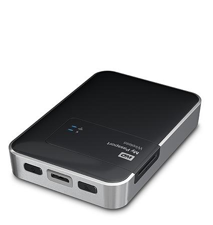 Review: WD My Passport Wireless - Storage - HEXUS net