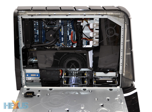 Review: Dell Alienware Aurora R4 - Systems - HEXUS net - Page 2