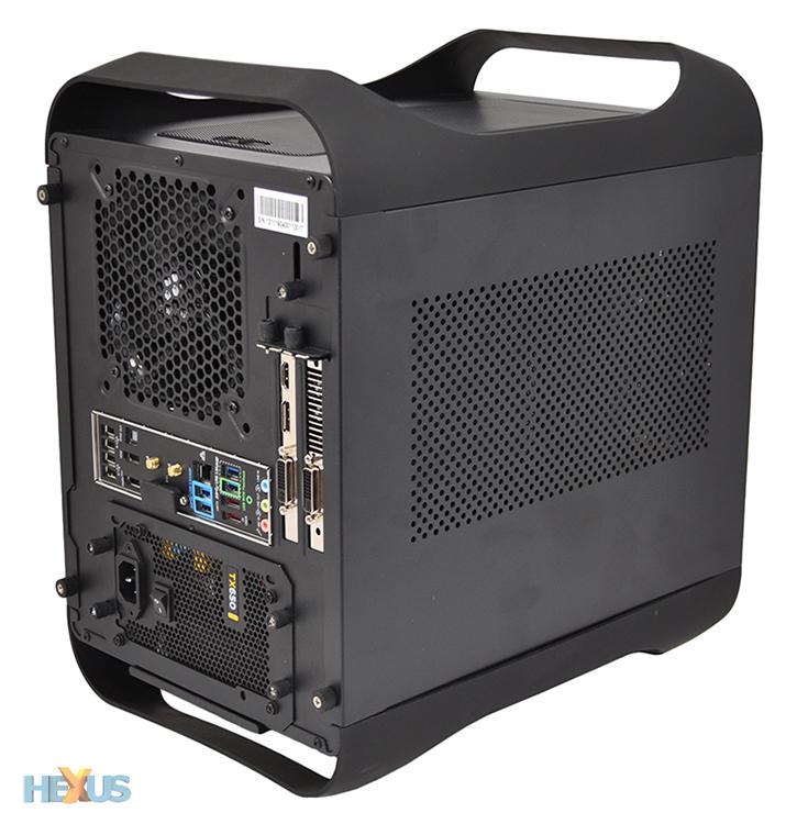 Review: PC Specialist Vanquish Prodigy - Systems - HEXUS.net