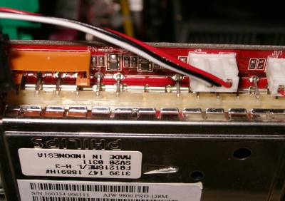 If You Look Very Closely At The Cropped Shot Above Sticker On Radeon 9800SE All In Wonder Designates Card As A 9800 Pro
