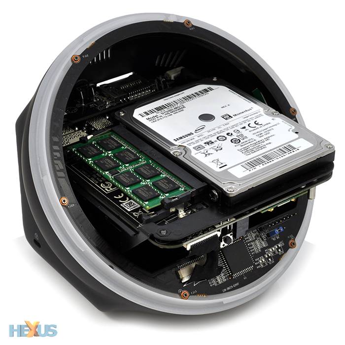 Review: Zotac Zbox Sphere OI520 Plus - Systems - HEXUS.net