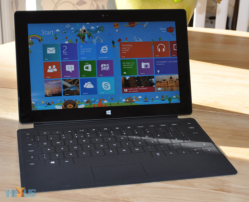 review microsoft surface with windows rt tablets hexusnet