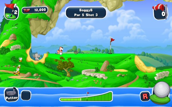 worms1 Worms Crazy Golf